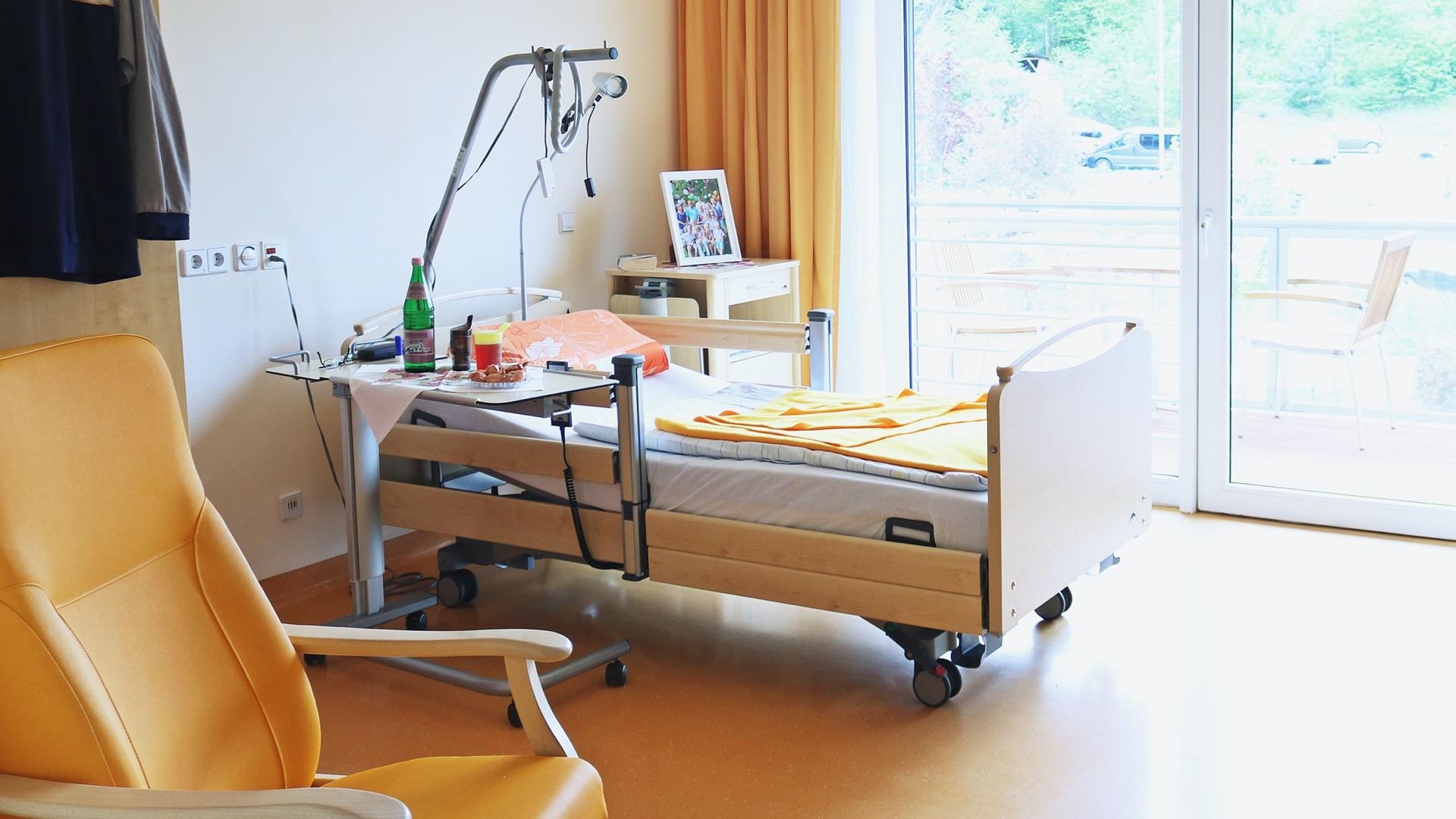 Gästezimmer im Hospiz Haus Geborgenheit Neustadt im Harz